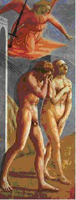 donne, dipinti, lato b femminile, nudit�, nudo