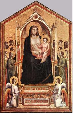 Madonna degli Ognissanti, Giotto