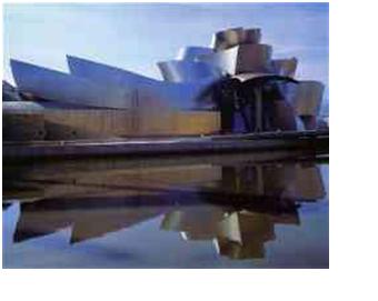 Guggenheim Museum di Bilbao