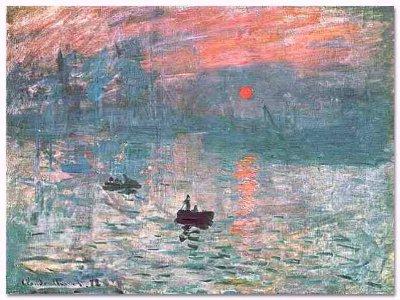 Monet, opere, dipinti