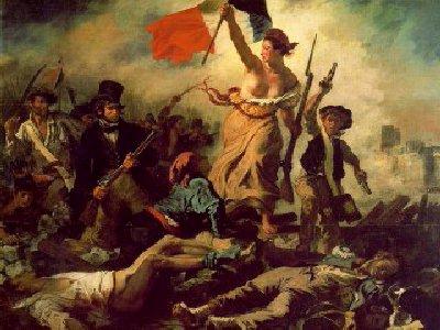Delacroix, libertà, romanticismo