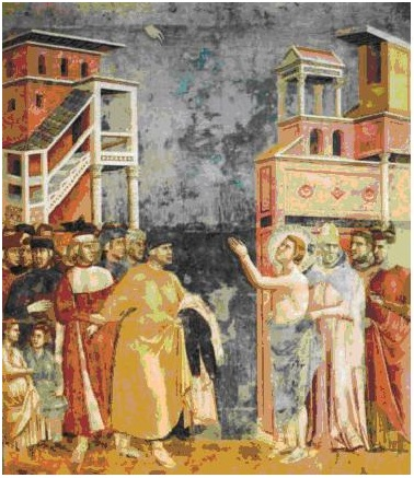 Giotto, Storie S.Francesco