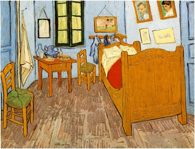 van Gogh, camera, Arles, Gaugin