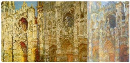 Monet, Cattedrale, Rouen,