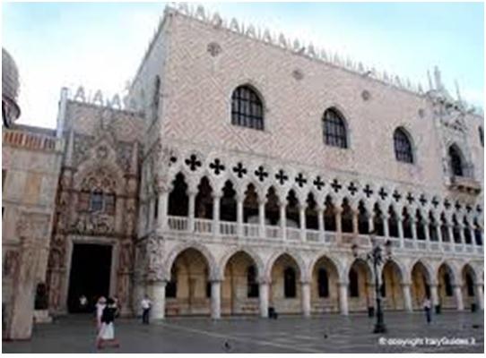 gotico, Venezia, palazzo ducale