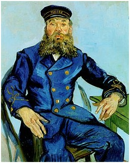 Van Gogh, postino, Arles