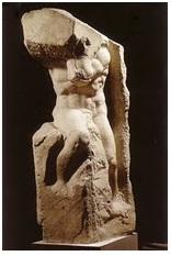 Prigione, Michelangelo, Firenze