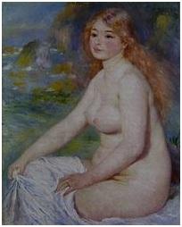 Renoir, le bagnanti